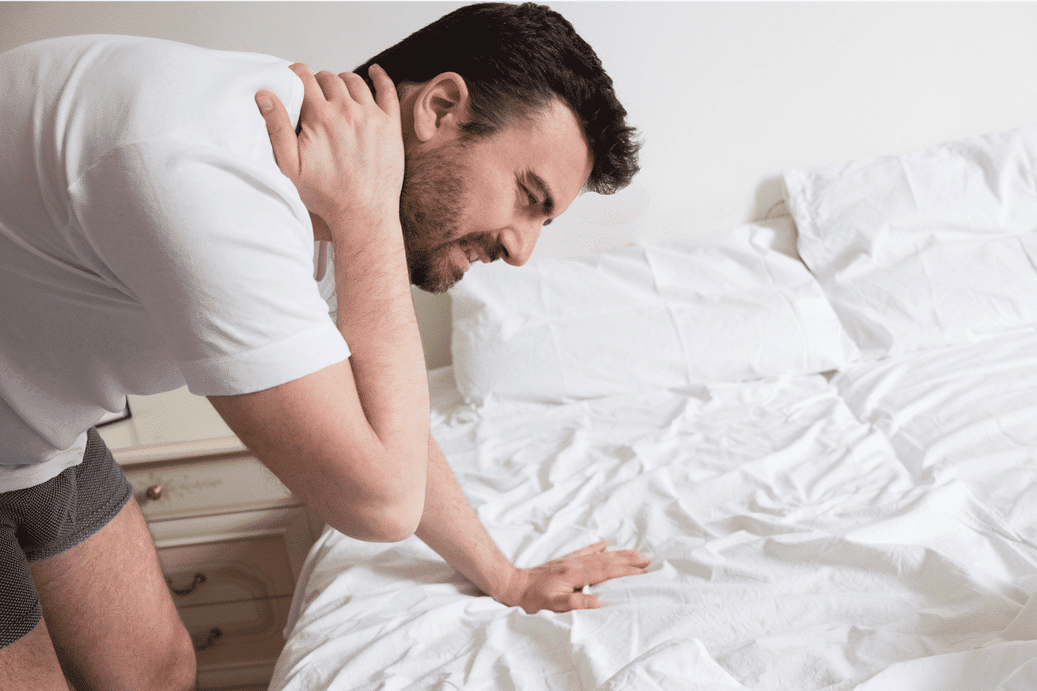Neck Pain From Sleeping Wrong