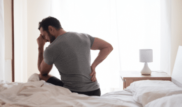 How To Sleep With Sciatica Back Pain