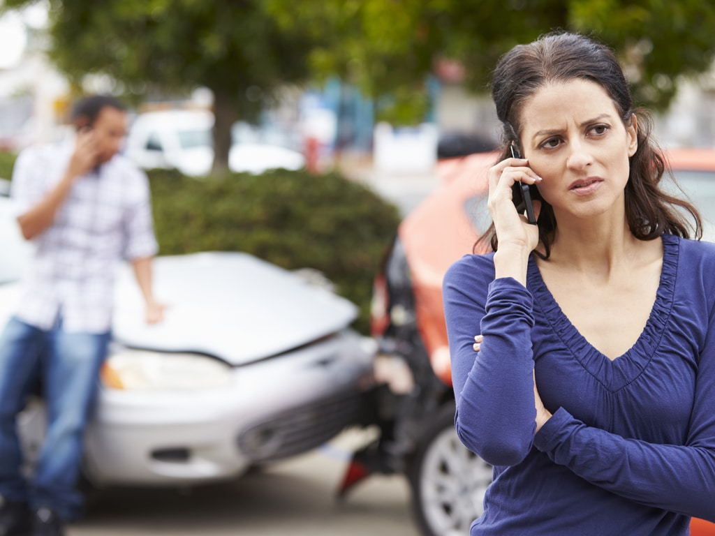 Who To Call After a Car Accident