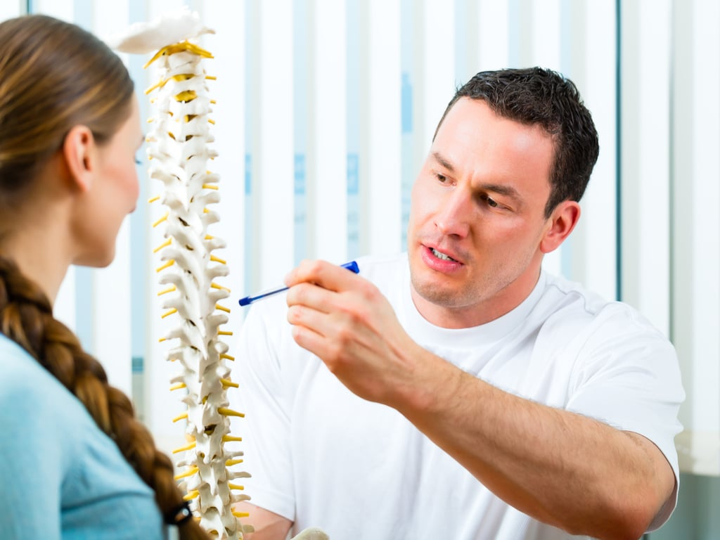 Chiropractor what to expect