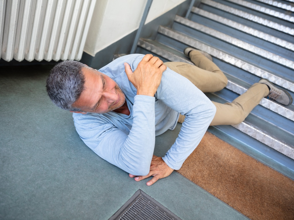 What Is The Average Settlement for a Slip and Fall Accident Worth